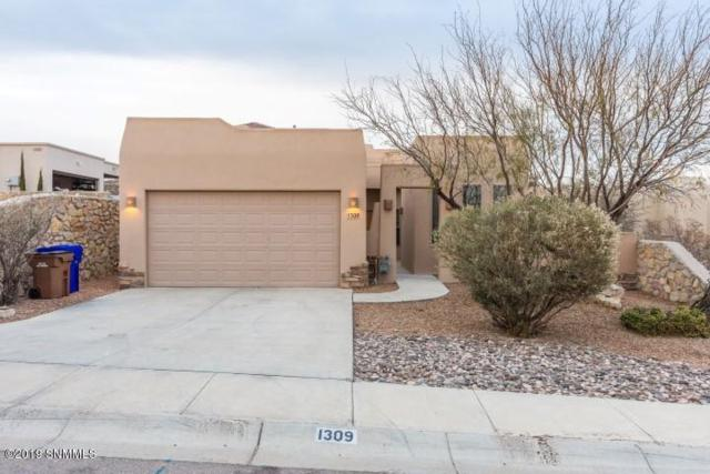 1309 Golf Club Road, Las Cruces, NM 88011 (MLS #1900357) :: Steinborn & Associates Real Estate