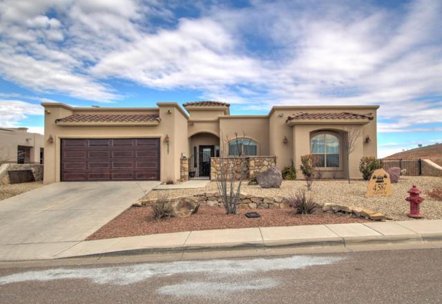 4587 Galisteo Loop, Las Cruces, NM 88011 (MLS #1900372) :: Steinborn & Associates Real Estate