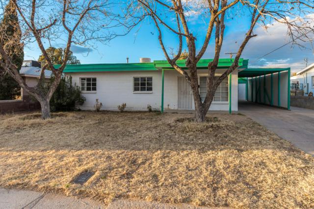 1917 Klein Avenue, Las Cruces, NM 88001 (MLS #1900394) :: Steinborn & Associates Real Estate