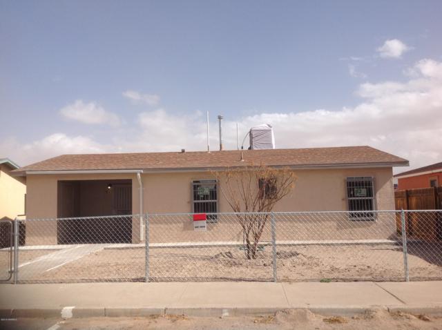 625 Acosta Road #18, Anthony, NM 88021 (MLS #1900416) :: Steinborn & Associates Real Estate
