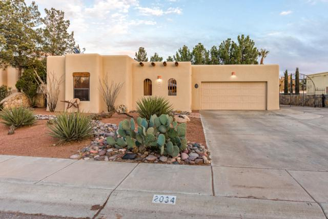 2034 Vista Lejano, Las Cruces, NM 88005 (MLS #1900421) :: Steinborn & Associates Real Estate
