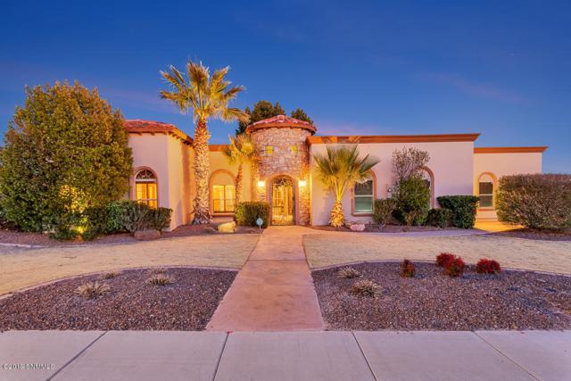 4558 Mesa Rico Drive, Las Cruces, NM 88011 (MLS #1900490) :: Steinborn & Associates Real Estate