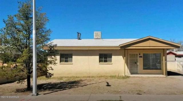 2005 E Idaho Avenue, Las Cruces, NM 88001 (MLS #1900492) :: Steinborn & Associates Real Estate