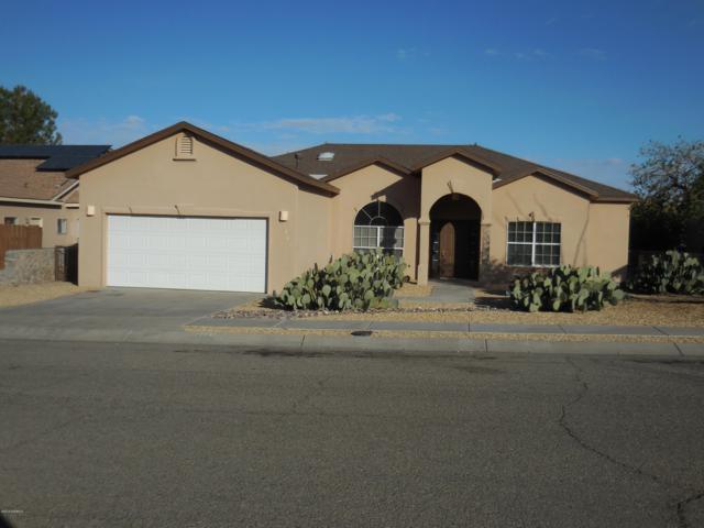 2883 Morningstar Drive, Las Cruces, NM 88011 (MLS #1900538) :: Steinborn & Associates Real Estate