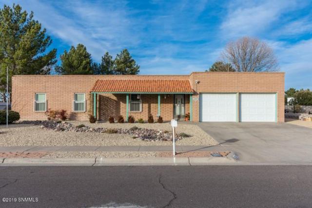 1253 Oakridge Drive, Las Cruces, NM 88005 (MLS #1900548) :: Steinborn & Associates Real Estate