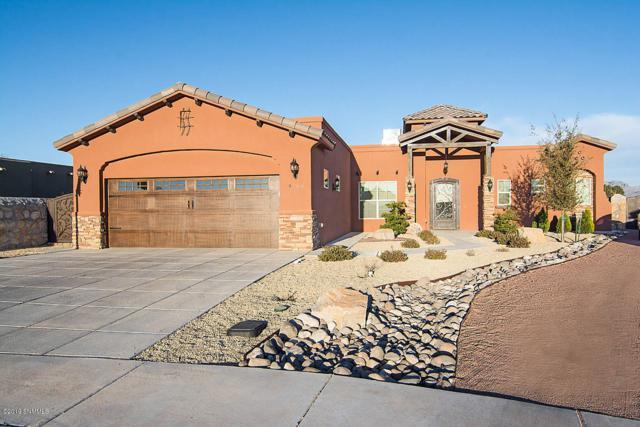 4163 Santa Lucia, Las Cruces, NM 88005 (MLS #1900556) :: Steinborn & Associates Real Estate