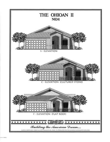 887 Bronze Hill Avenue, Sunland Park, NM 88063 (MLS #1900586) :: Steinborn & Associates Real Estate