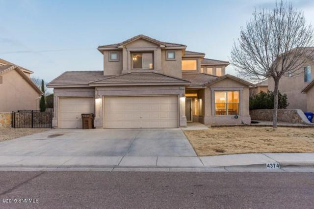 4374 Kachina Canyon Road, Las Cruces, NM 88011 (MLS #1900610) :: Steinborn & Associates Real Estate