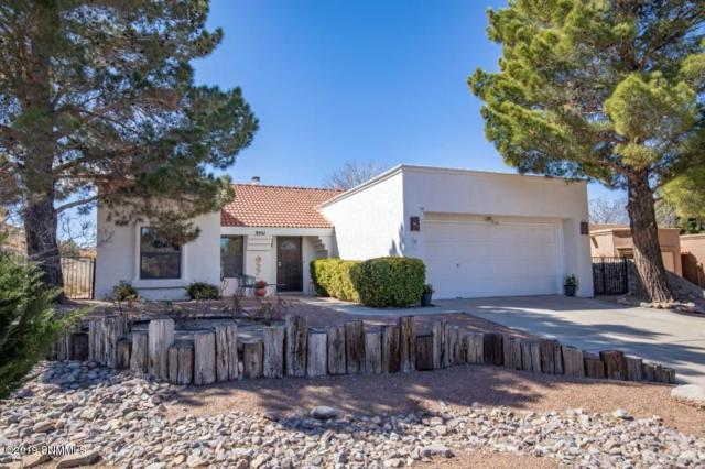 3551 Venus, Las Cruces, NM 88012 (MLS #1900616) :: Steinborn & Associates Real Estate