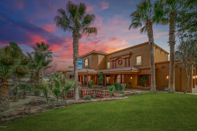 2980 Fair Lady Lane, Las Cruces, NM 88005 (MLS #1900629) :: Steinborn & Associates Real Estate