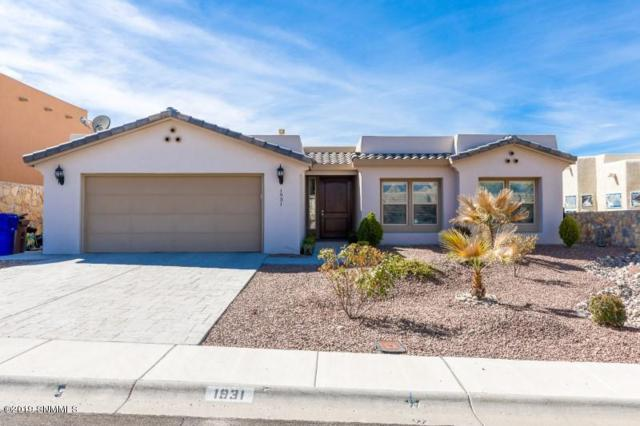 1931 Lone Tree Lane, Las Cruces, NM 88011 (MLS #1900638) :: Steinborn & Associates Real Estate
