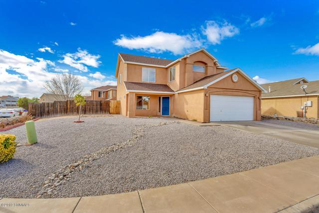 4601 Tanzanite Road, Las Cruces, NM 88012 (MLS #1900652) :: Steinborn & Associates Real Estate