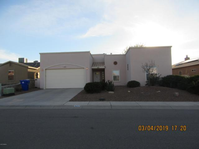 4217 Fireweed Drive, Las Cruces, NM 88007 (MLS #1900669) :: Arising Group Real Estate Associates