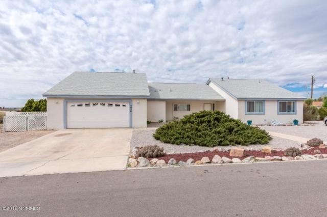 4056 Windridge Circle, Las Cruces, NM 88012 (MLS #1900730) :: Steinborn & Associates Real Estate