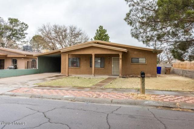 1117 Jett Avenue, Las Cruces, NM 88001 (MLS #1900731) :: Arising Group Real Estate Associates
