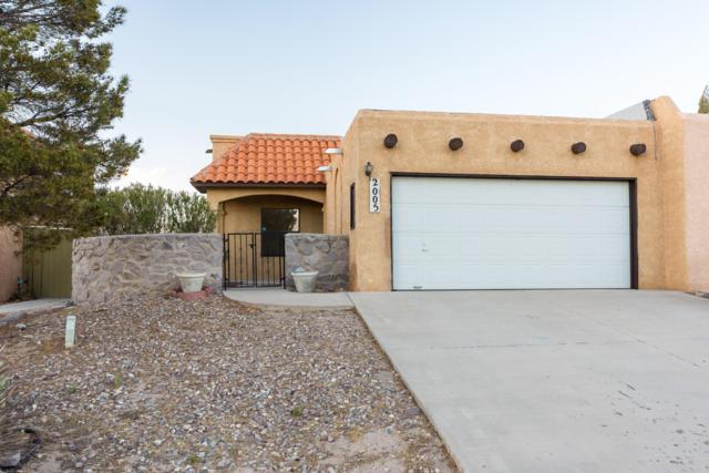 2005 Pinetrail Street, Las Cruces, NM 88012 (MLS #1900747) :: Steinborn & Associates Real Estate