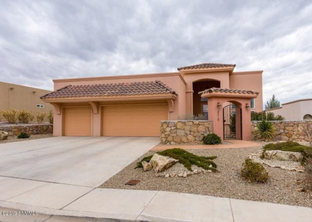 4319 Canterra Arc, Las Cruces, NM 88011 (MLS #1900752) :: Arising Group Real Estate Associates