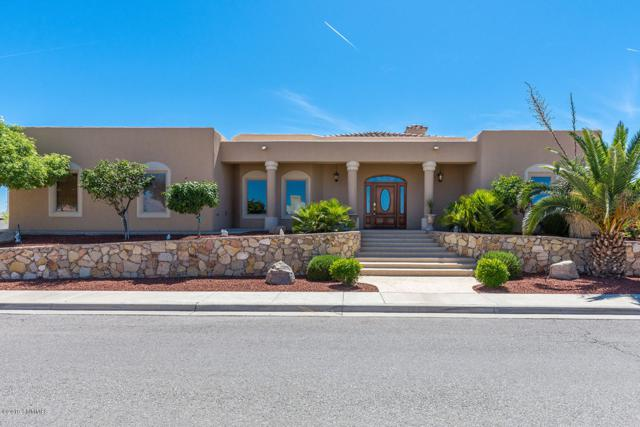 2169 Southern Star Loop, Las Cruces, NM 88011 (MLS #1900773) :: Steinborn & Associates Real Estate