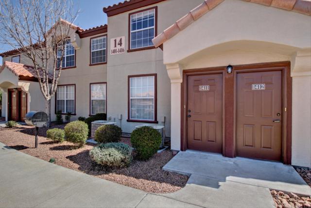 3901 Sonoma Springs Avenue #1411, Las Cruces, NM 88011 (MLS #1900776) :: Arising Group Real Estate Associates