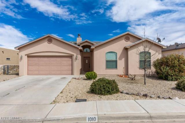 1010 Freedom, Las Cruces, NM 88007 (MLS #1900777) :: Arising Group Real Estate Associates