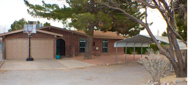 4000 Pamela Place, Las Cruces, NM 88007 (MLS #1900815) :: Steinborn & Associates Real Estate