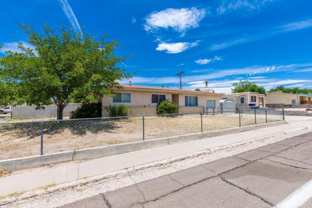 1805 E Madrid Avenue, Las Cruces, NM 88001 (MLS #1900886) :: Arising Group Real Estate Associates