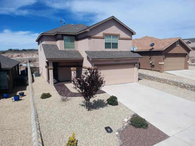 4701 Rimrock Drive, Las Cruces, NM 88012 (MLS #1900918) :: Steinborn & Associates Real Estate