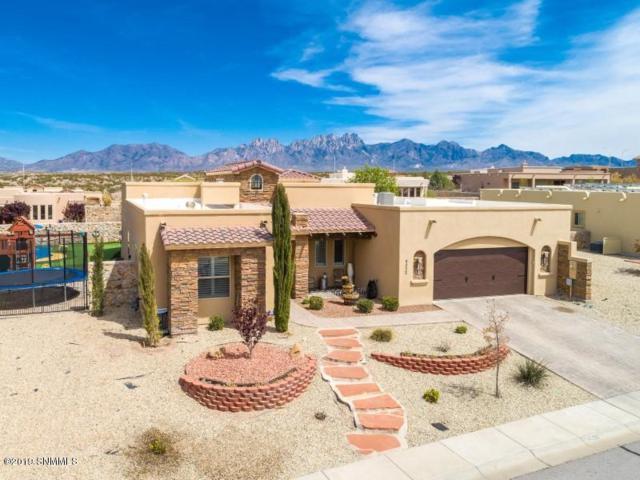 4252 Lyra Court, Las Cruces, NM 88011 (MLS #1900952) :: Steinborn & Associates Real Estate