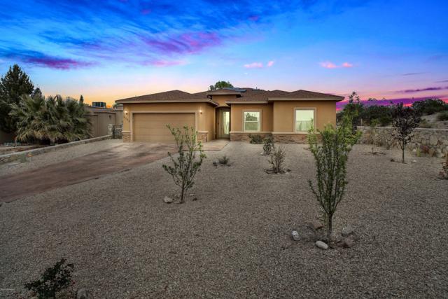 4566 Rimrock Court, Las Cruces, NM 88012 (MLS #1900985) :: Steinborn & Associates Real Estate