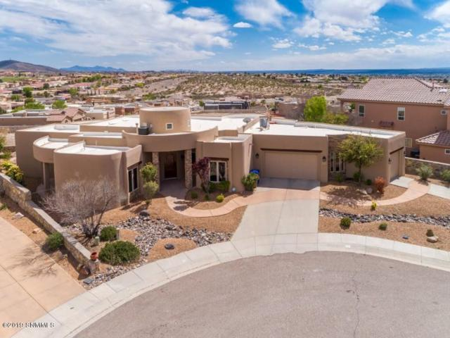 3022 Lookout Ridge Drive, Las Cruces, NM 88011 (MLS #1901011) :: Steinborn & Associates Real Estate
