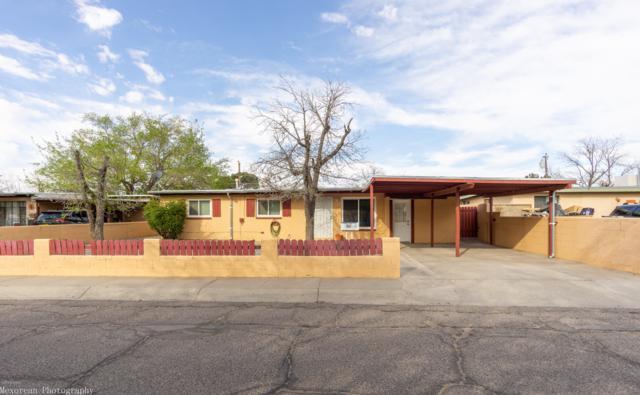 1316 Luna Street, Las Cruces, NM 88001 (MLS #1901027) :: Steinborn & Associates Real Estate