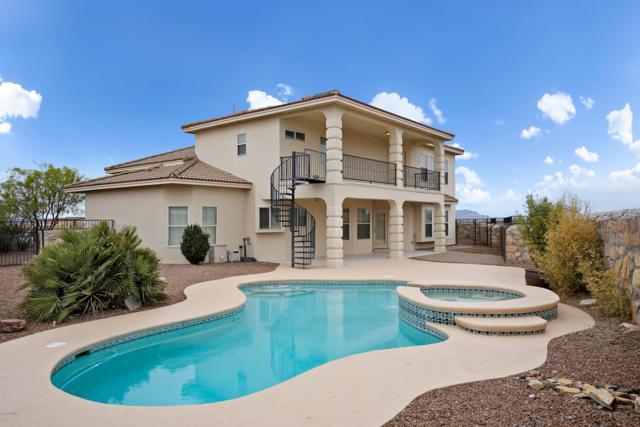 3042 Lookout Ridge Drive, Las Cruces, NM 88011 (MLS #1901036) :: Steinborn & Associates Real Estate