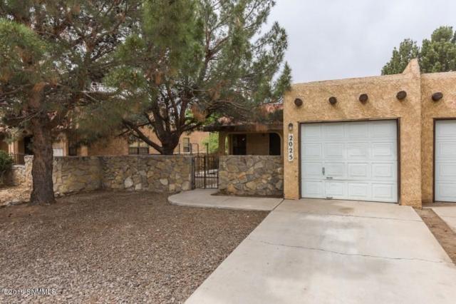 2025 Briarwood, Las Cruces, NM 88007 (MLS #1901045) :: Steinborn & Associates Real Estate