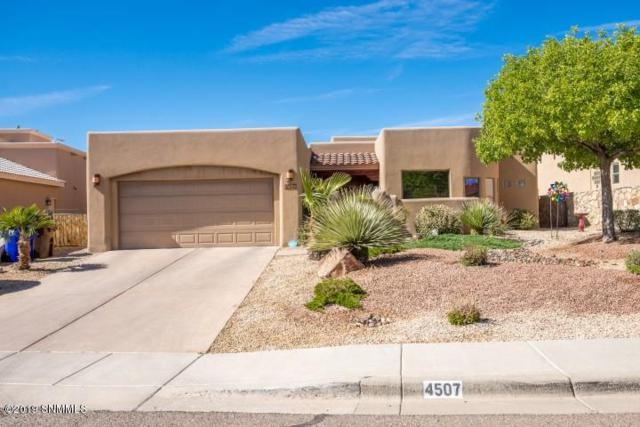 4507 Maricopa Circle, Las Cruces, NM 88011 (MLS #1901082) :: Arising Group Real Estate Associates