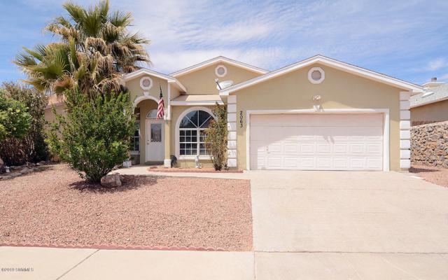 2063 Reina Drive, Las Cruces, NM 88007 (MLS #1901083) :: Steinborn & Associates Real Estate