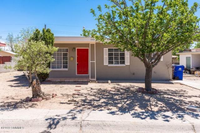 1940 Princess Jeanne, Las Cruces, NM 88001 (MLS #1901090) :: Steinborn & Associates Real Estate