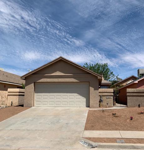 2271 La Senda Drive, Las Cruces, NM 88011 (MLS #1901091) :: Steinborn & Associates Real Estate