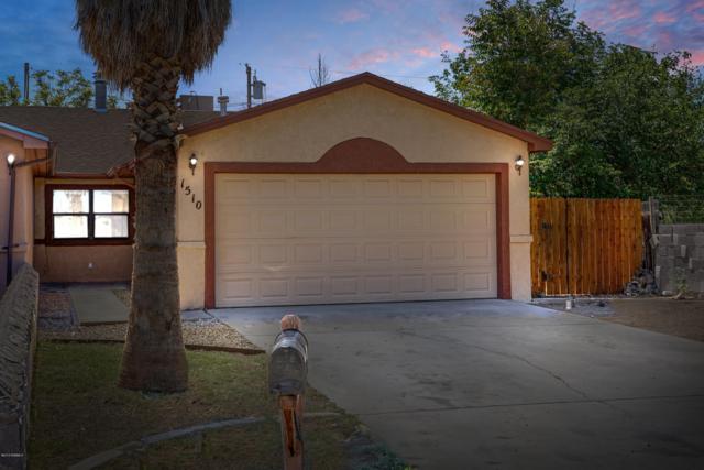 1510 E Mulberry Avenue, Las Cruces, NM 88001 (MLS #1901163) :: Steinborn & Associates Real Estate