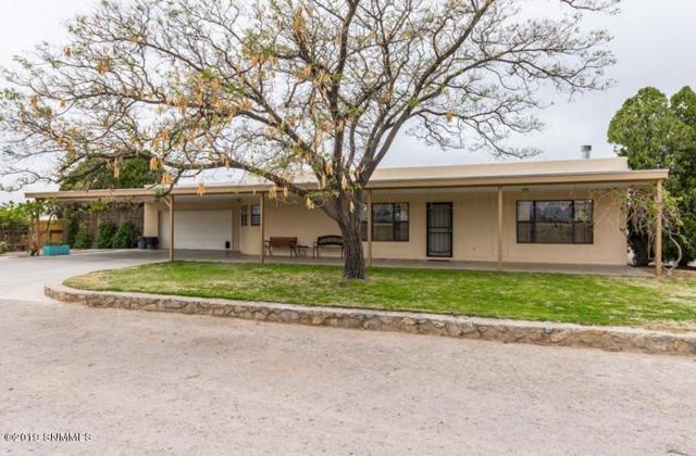 5230 Cortez Avenue, Las Cruces, NM 88012 (MLS #1901195) :: Steinborn & Associates Real Estate