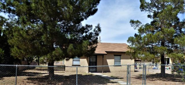 912 Luna Street, Las Cruces, NM 88001 (MLS #1901210) :: Steinborn & Associates Real Estate