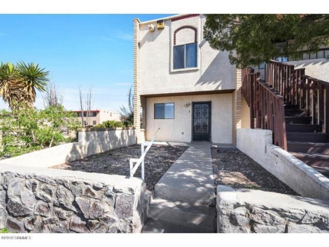 2930 Claude Dove Drive #1, Las Cruces, NM 88011 (MLS #1901215) :: Steinborn & Associates Real Estate