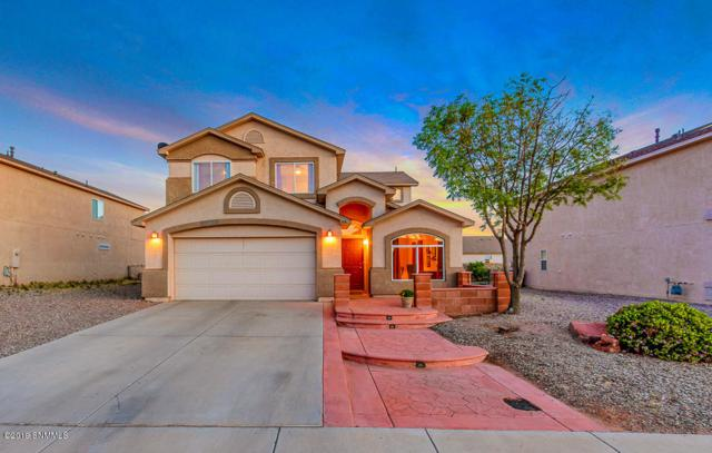 6116 High Desert Drive, Las Cruces, NM 88012 (MLS #1901253) :: Steinborn & Associates Real Estate