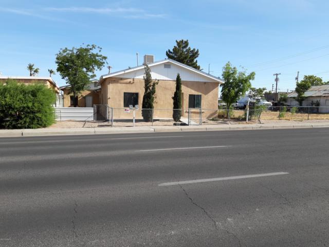 907 E Lohman Avenue A,B, Las Cruces, NM 88001 (MLS #1901257) :: Steinborn & Associates Real Estate