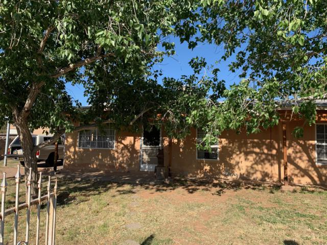 5008 Redland Drive, Las Cruces, NM 88011 (MLS #1901267) :: Steinborn & Associates Real Estate