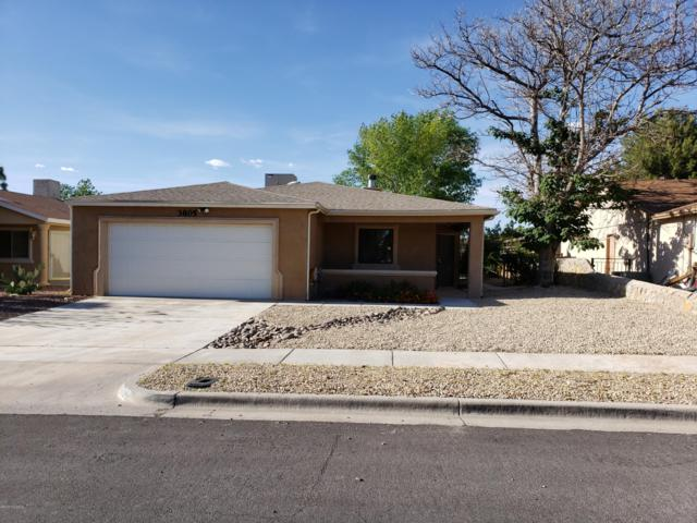 3805 Jade Avenue, Las Cruces, NM 88012 (MLS #1901297) :: Steinborn & Associates Real Estate