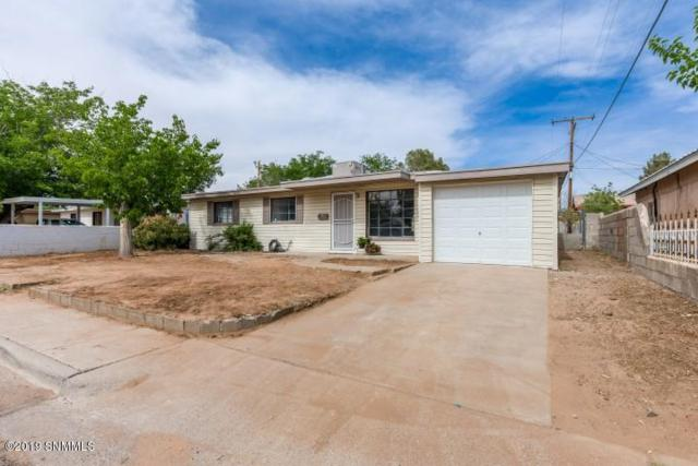 1417 Thomas Drive, Las Cruces, NM 88001 (MLS #1901320) :: Arising Group Real Estate Associates