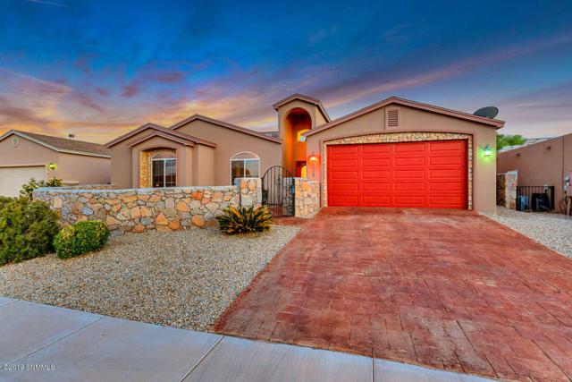 6532 Chukar Court, Las Cruces, NM 88012 (MLS #1901336) :: Steinborn & Associates Real Estate
