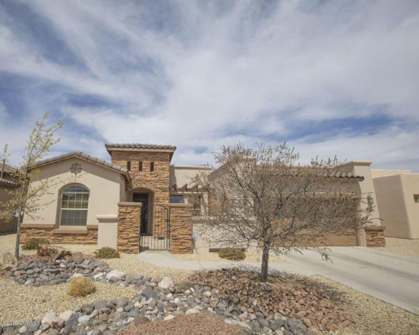 4569 Ojo Caliente Circle, Las Cruces, NM 88011 (MLS #1901352) :: Steinborn & Associates Real Estate
