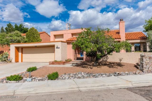 1681 Alta Vista Place, Las Cruces, NM 88011 (MLS #1901375) :: Steinborn & Associates Real Estate