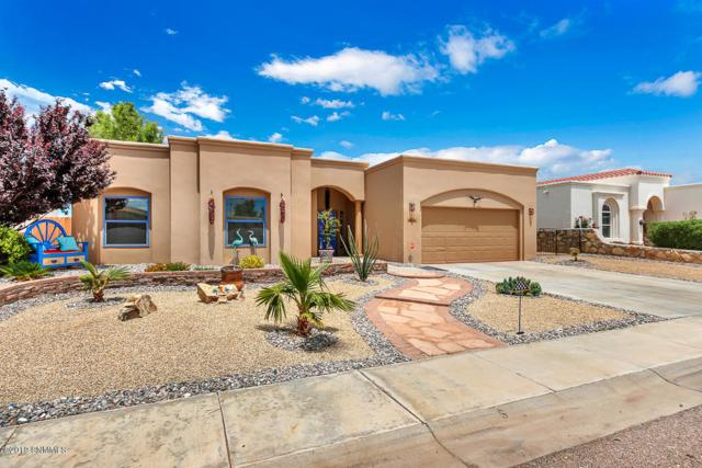 4796 Calle De Nubes, Las Cruces, NM 88012 (MLS #1901395) :: Steinborn & Associates Real Estate